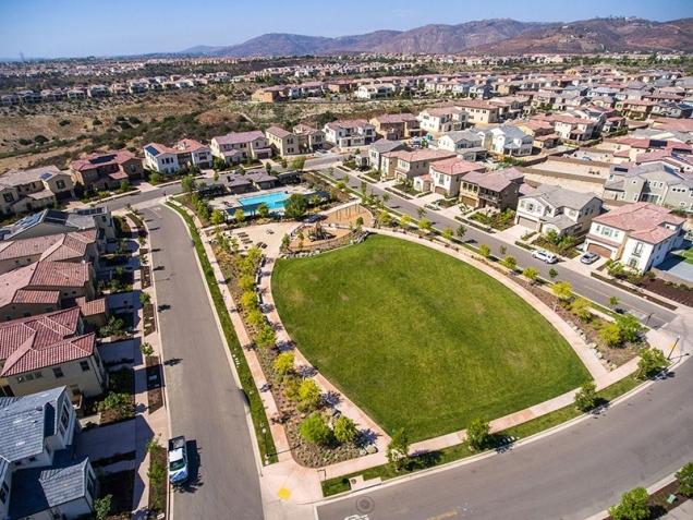Del Sur Real Estate park