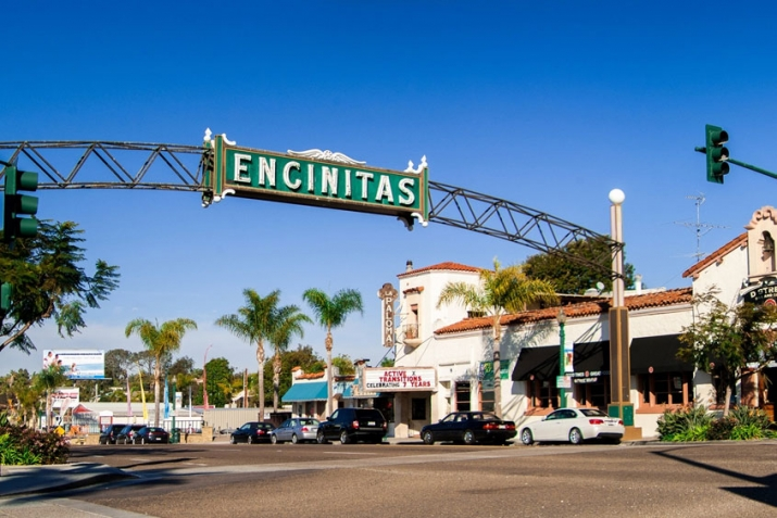 Encinitas Real Estate Encinitas sign