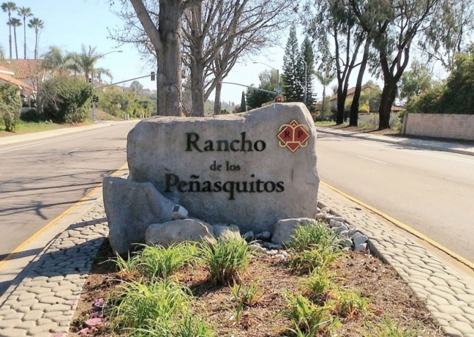 Rancho Peñasquitos Real Estate sign