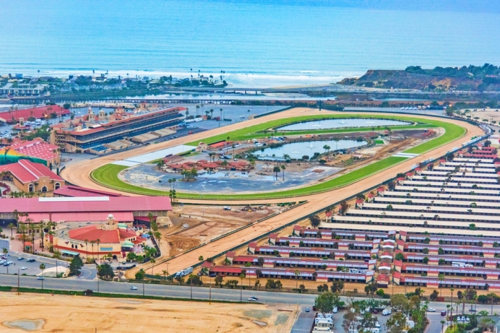 Del Mar Real Estate Del Mar Racetrack