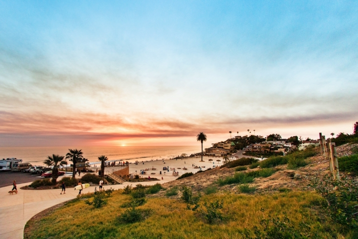 Encinitas Real Estate Moonlight Beach