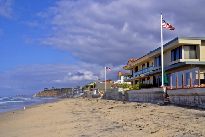 Del Mar Real Estate Beach Colony Oceanfront Homes
