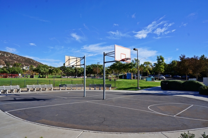 4S Ranch Real Estate Patriot Park basketball