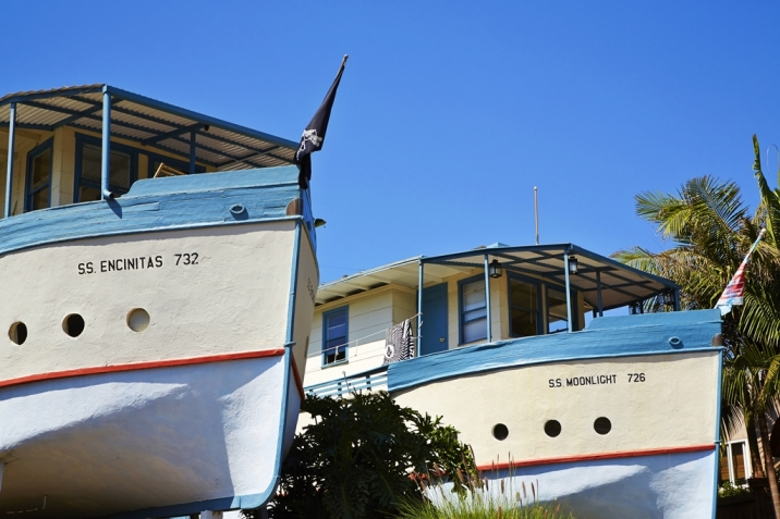 Encinitas Real Estate boat houses